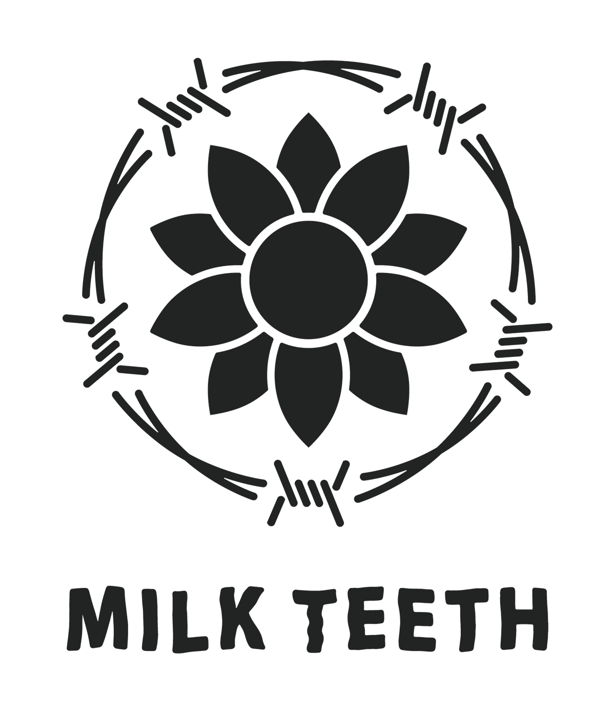 Milk Teeth logo